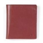 Кожаный кошелек Compact (brown)