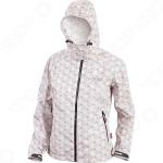 Куртка женская туристическая NOVA TOUR «Татьяна». Цвет: бежевый, серый