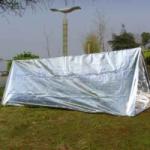 Одноразовая палатка для рыбалки похода чс