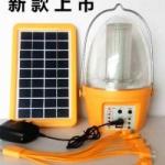 Телефон зарядки солнечной лампы наружного освещения